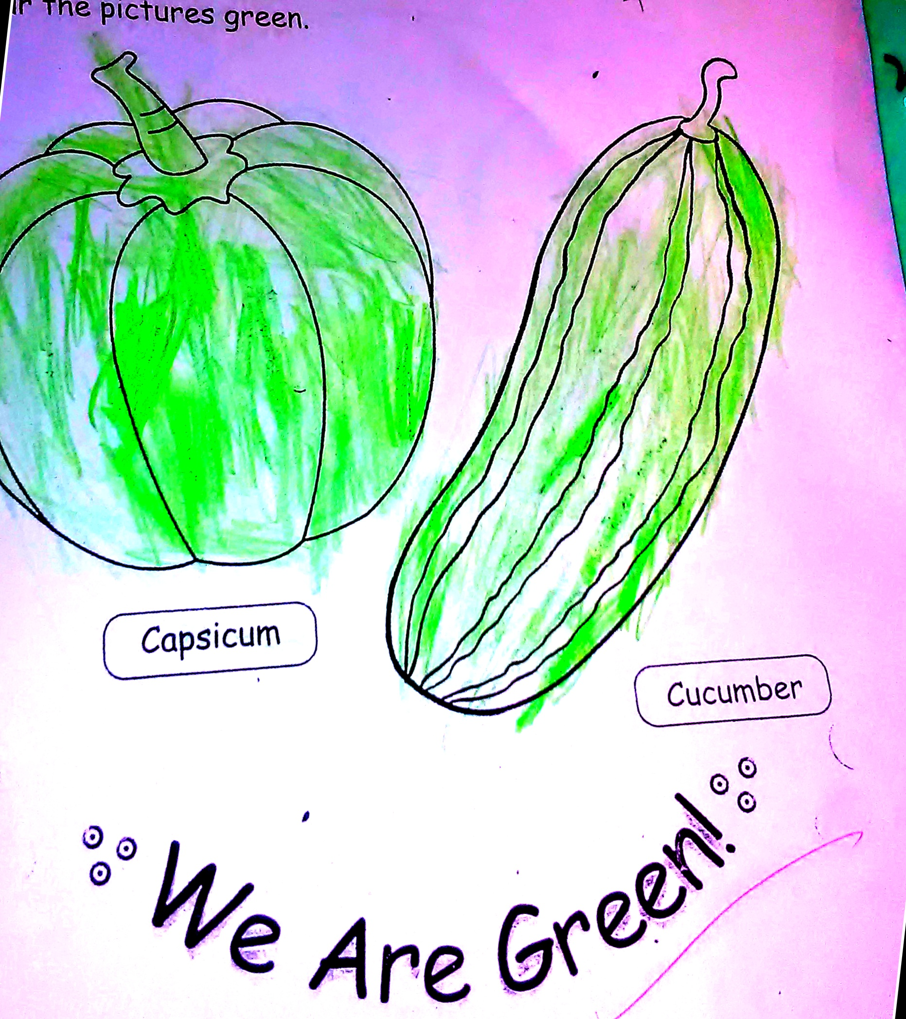 We Are Green