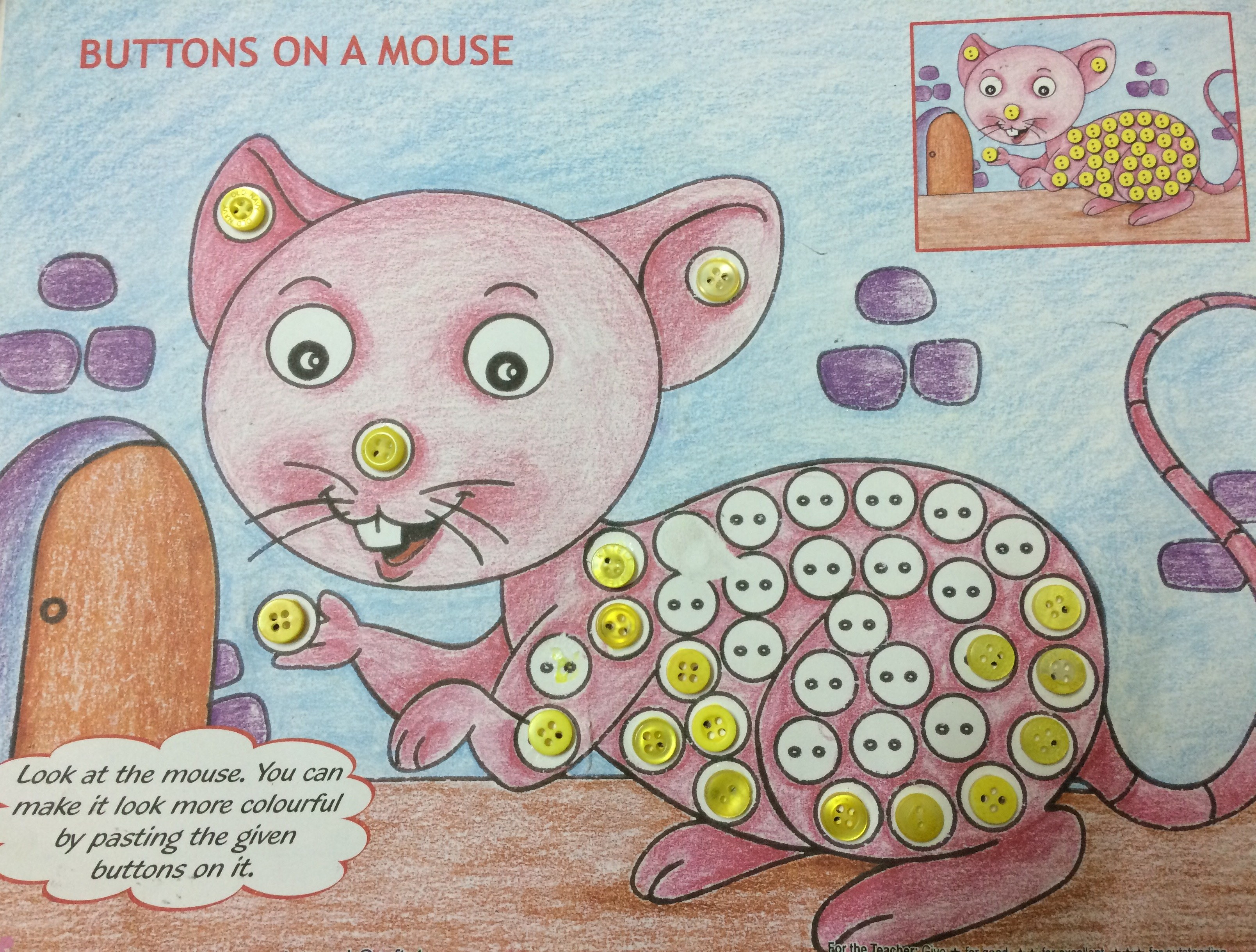 Buttons On A Mouse